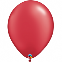 "Qualatex 16 inch Balloons - Pearl Red 16"" Balloons (10pcs)"